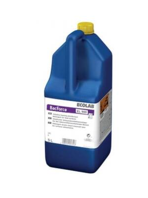 Detergent dezinfectant virucid - BACFORCE EL 900