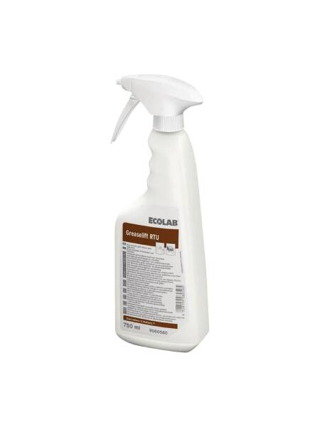 Degresant fara soda plite si cuptoare- GREASELIFT RTU 750ML